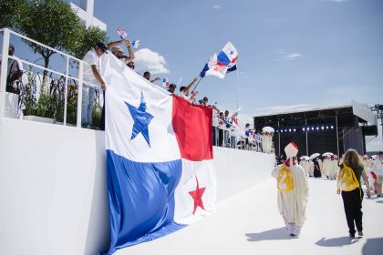 Juventud panameña, centroamericana y de México recibirá Cruz peregrina y el ícono de la Virgen María de la JMJ