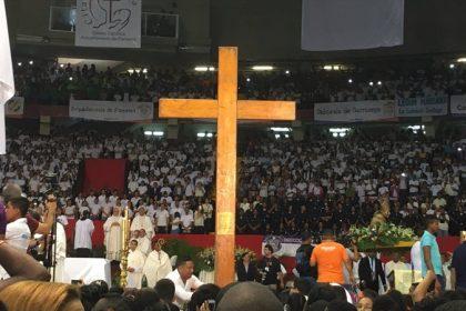 La Ruta de la Cruz Peregrina del 14 al 29 de Julio