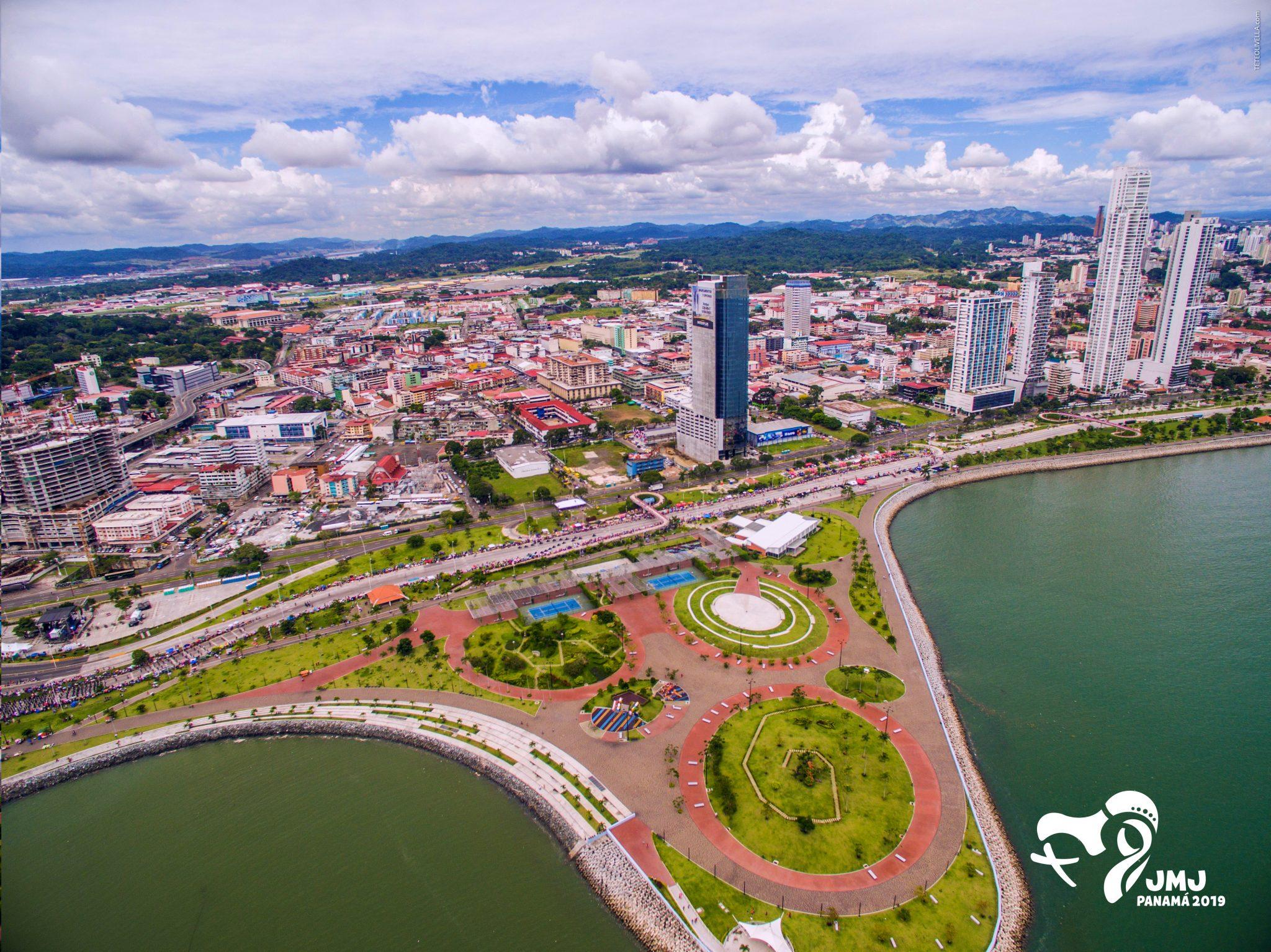 Sede oficial de los actos centrales de la  JMJ Panamá 2019