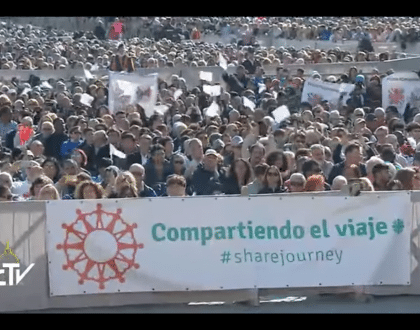 La Iglesia madre que abraza a todos al compartir el viaje común