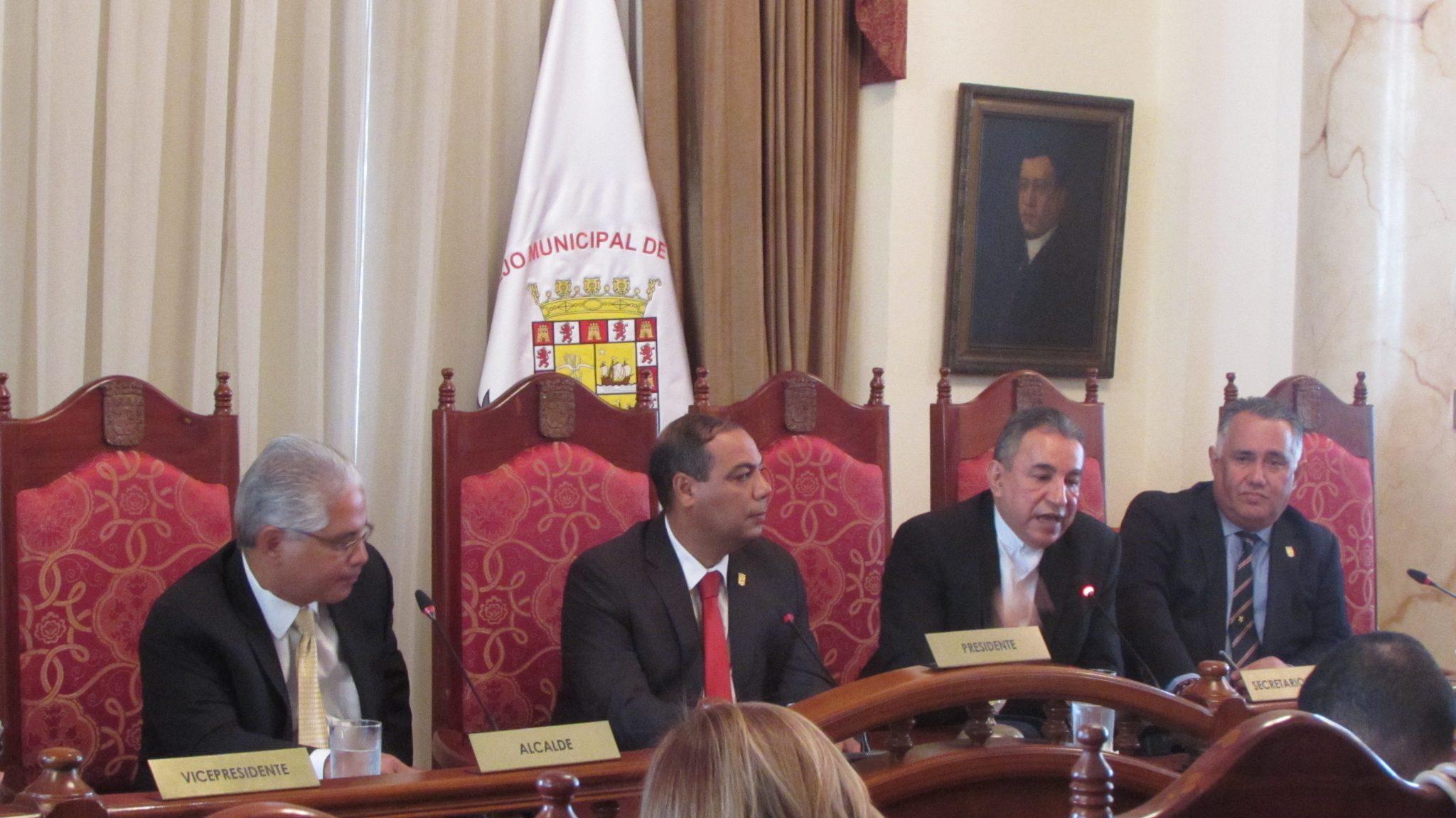 Concejo Municipal de Panamá participará en organización de la JMJ