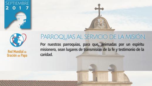 Intención de la oración - Septiembre